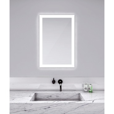Bathroom Mirrors with LED Lights