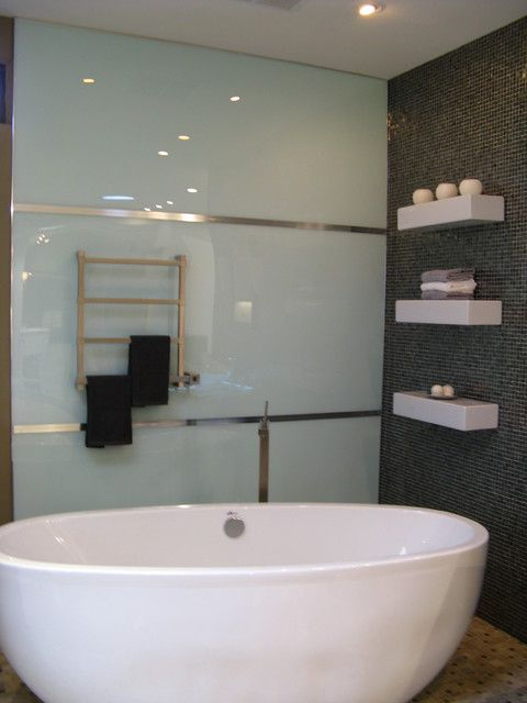 High Gloss Acrylic Wall Panels for Bathrooms & Kitchens contemporary