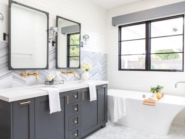 Bathroom Design - Choose Floor Plan & Bath Remodeling Materials | HGTV