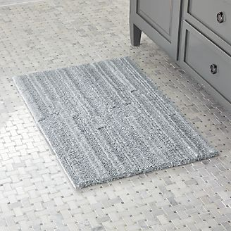 Bathroom Rugs and Bath Mats | Crate and Barrel