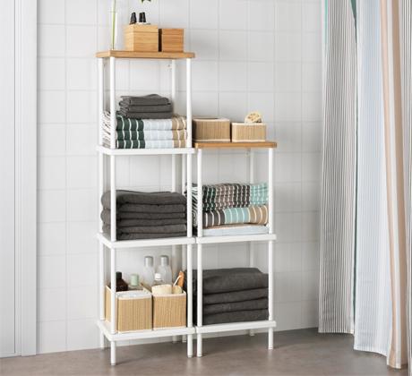 Bathroom Ikea Storage - Bathroom Design Ideas Gallery Image and