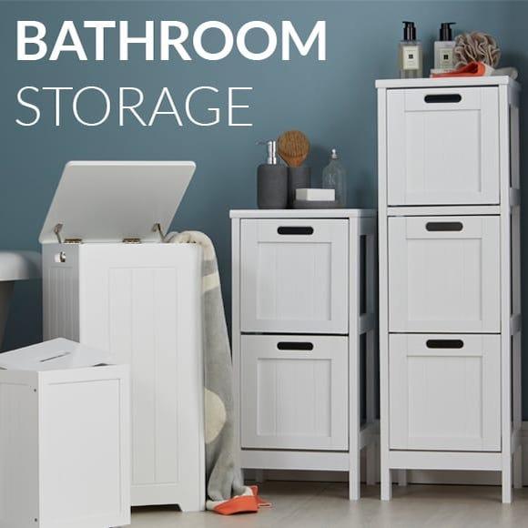 STORE | Bathroom Storage