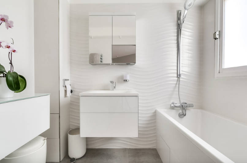 New & Exciting Small Bathroom Design Ideas | Freshome.com