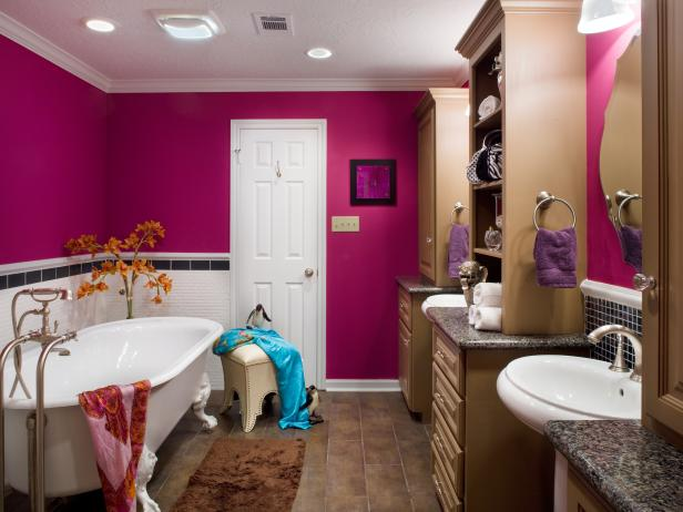 Bathroom Design Styles: Pictures, Ideas & Tips From HGTV | HGTV