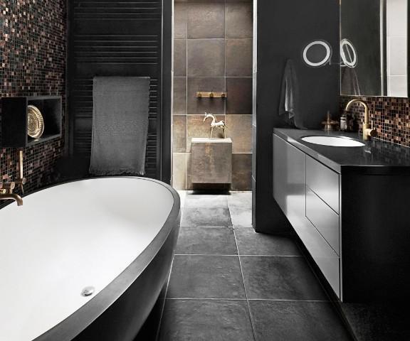 Decorating Ideas with Black Bathroom Styles u2014 Ardusat HomesArdusat Homes