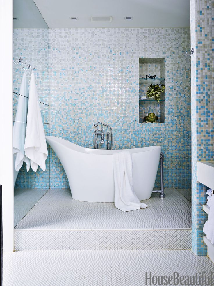 Choosing the right bathroom   tile designs is a tricky task
