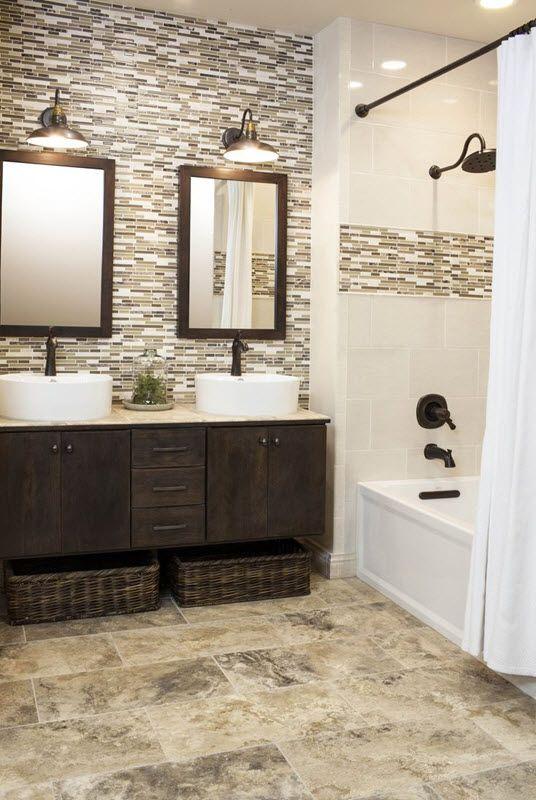 Bathroom Tile Ideas | Bathroom Ideas | Bathroom, Bathroom