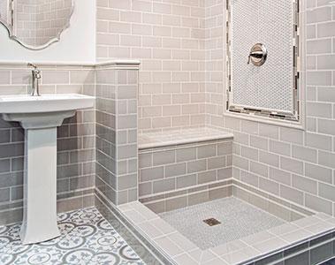 Tiled Bathrooms Bathroom Tile Designs Trends Ideas The Shop
