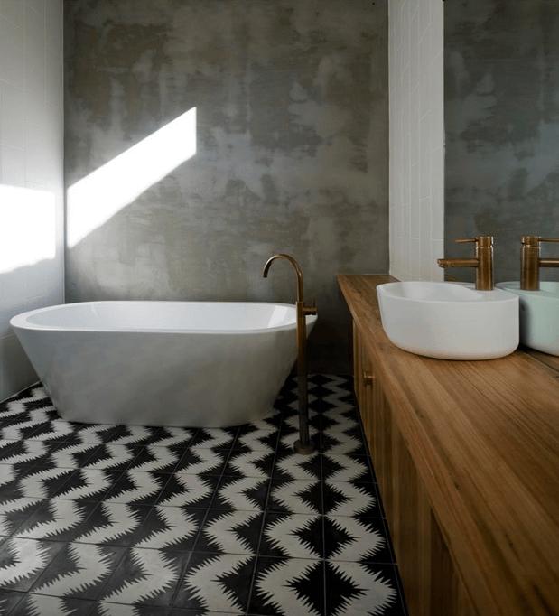Bathroom Tile Ideas To Inspire You - Freshome.com