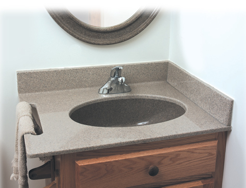Bathroom Vanity Tops - Syn-Mar Products