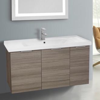 Trough Bathroom Vanities - TheBathOutlet