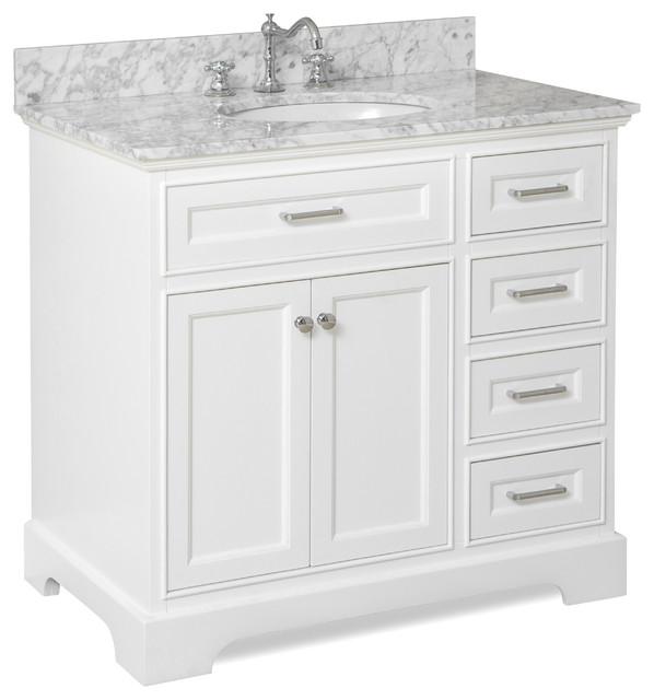 Aria Bath Vanity - Transitional - Bathroom Vanities And Sink