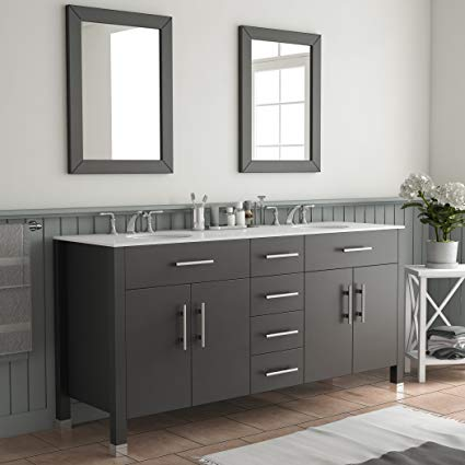 How to choose a perfect   bathroom vanity?