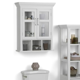 Buy Wall Cabinet Bathroom Cabinets & Storage Online at Overstock