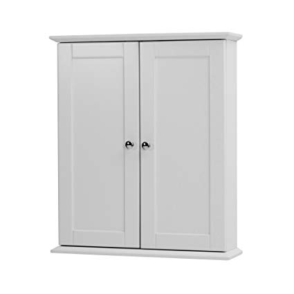 Foremost COWW2125 Columbia White Bathroom Wall Cabinet - Wall