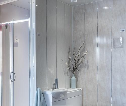 Bathroom & Kitchen PVC Wall Panels & Flooring