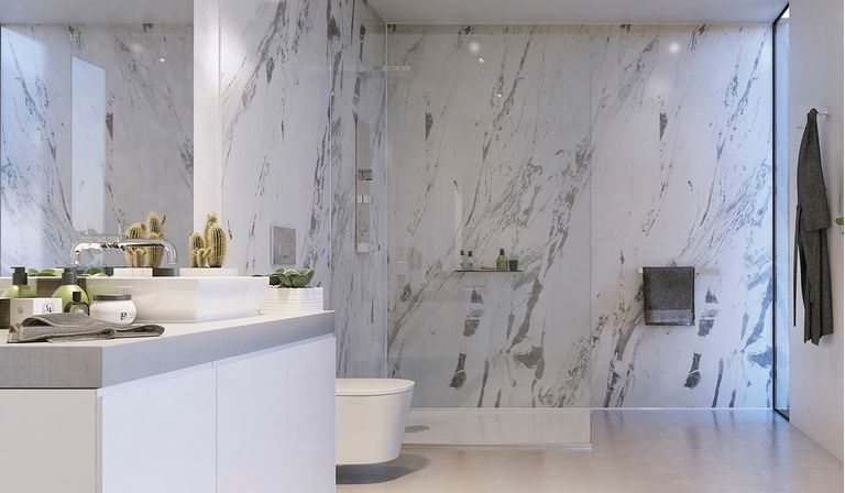 How to Choose the Best   Bathroom Wall Panels