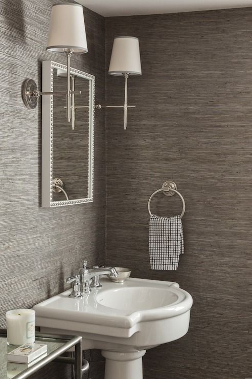 splashproof vinyl wallpaper for bathrooms and kitchens. durable