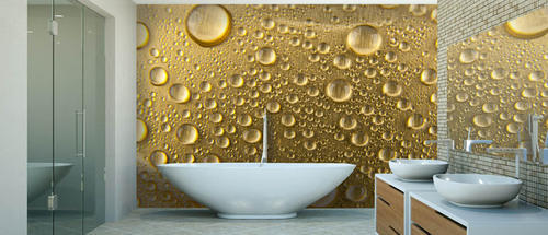 Bathroom Wallpaper - View Specifications & Details of Wallpaper by