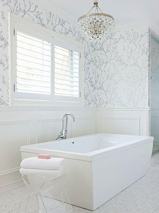 Should You Buy Bathroom   Wallpaper?