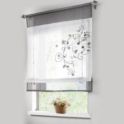 Bathroom Window Curtains For A Royal And Luxurious Look Topsdecor Com