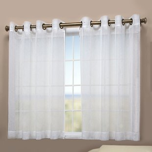 Seashell Bathroom Curtains | Wayfair