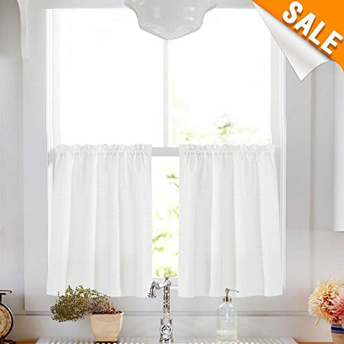 Bathroom Windows Curtains: Amazon.com