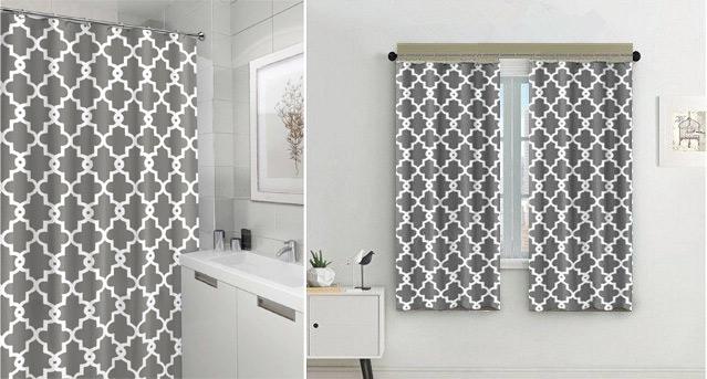 Tips & Ideas for Choosing Bathroom Window Curtains (WITH PHOTOS!)
