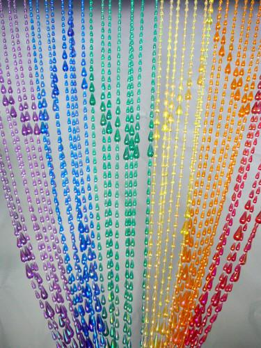 How To Make Your Own Beaded Curtains