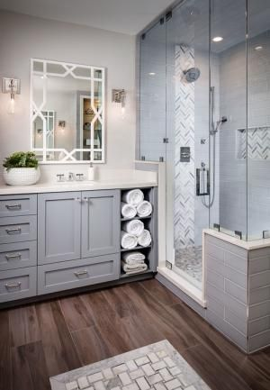 15 Beautiful Bathroom Ideas in 2019 | Master bath ideas | Pinterest
