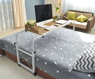 Overbed Work Desk & Table | DudeIWantThat.com