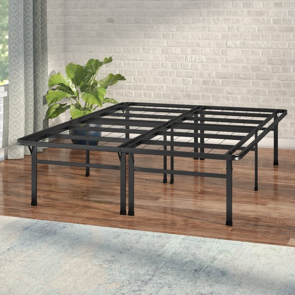 Alwyn Home SmartBase Bed Frame & Reviews | Wayfair