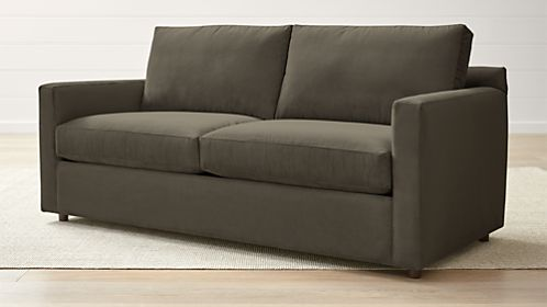 Sleeper Sofas: Twin, Full, Queen and King Sofa Beds   Crate and Barrel