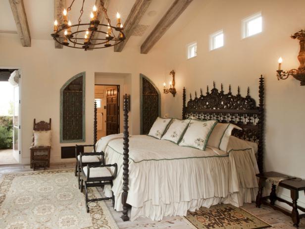 Bedroom Ceiling Lights | HGTV