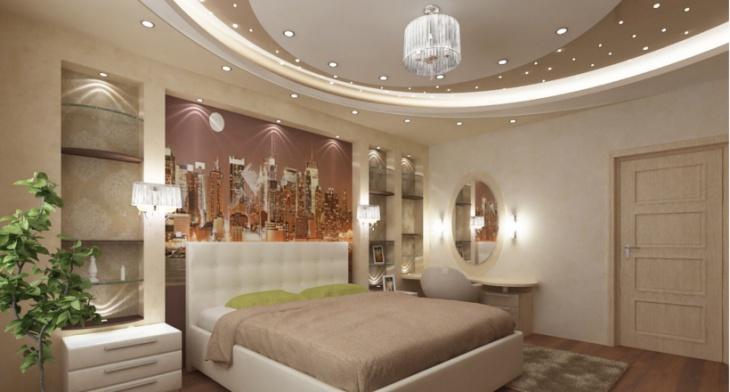 21+ Bedroom Ceiling Lights Designs, Decorate Ideas, | Design Trends
