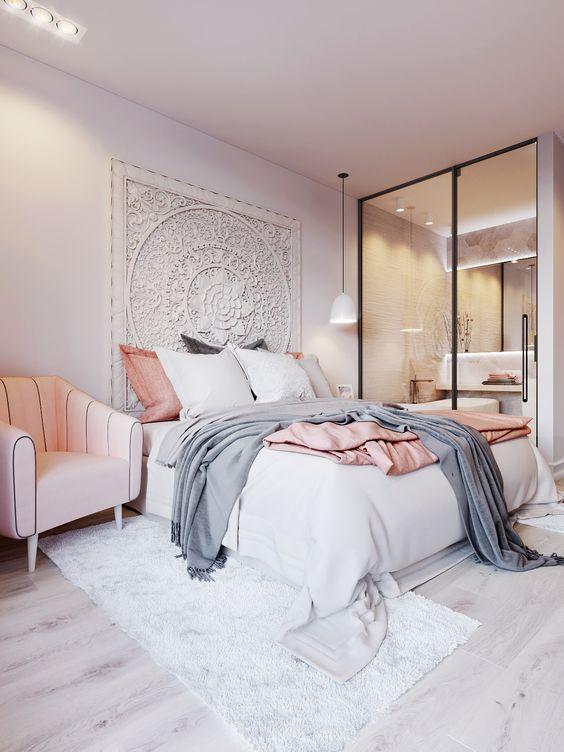 bedroom colour scheme | Yes Please