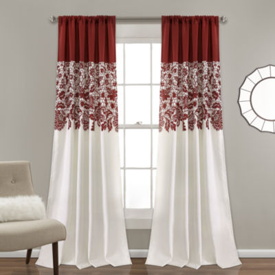 Lush Decor Curtain Panels Bedroom Curtains & Decor for Bed & Bath