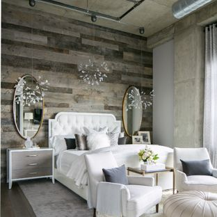 75 Most Popular Industrial Bedroom Design Ideas for 2019 - Stylish