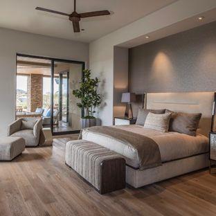 75 Most Popular Contemporary Master Bedroom Design Ideas for 2019