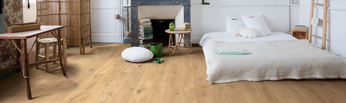How to find the bedroom flooring of your dreams | Quick-Step.co.uk