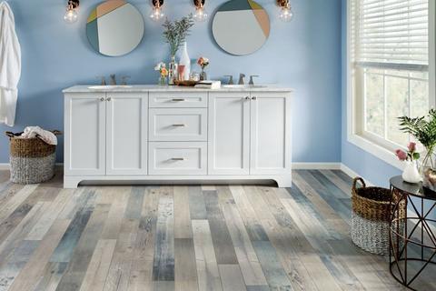 Bedroom Flooring Ideas | VCT, Luxury Vinyl, Laminate & Hardwood