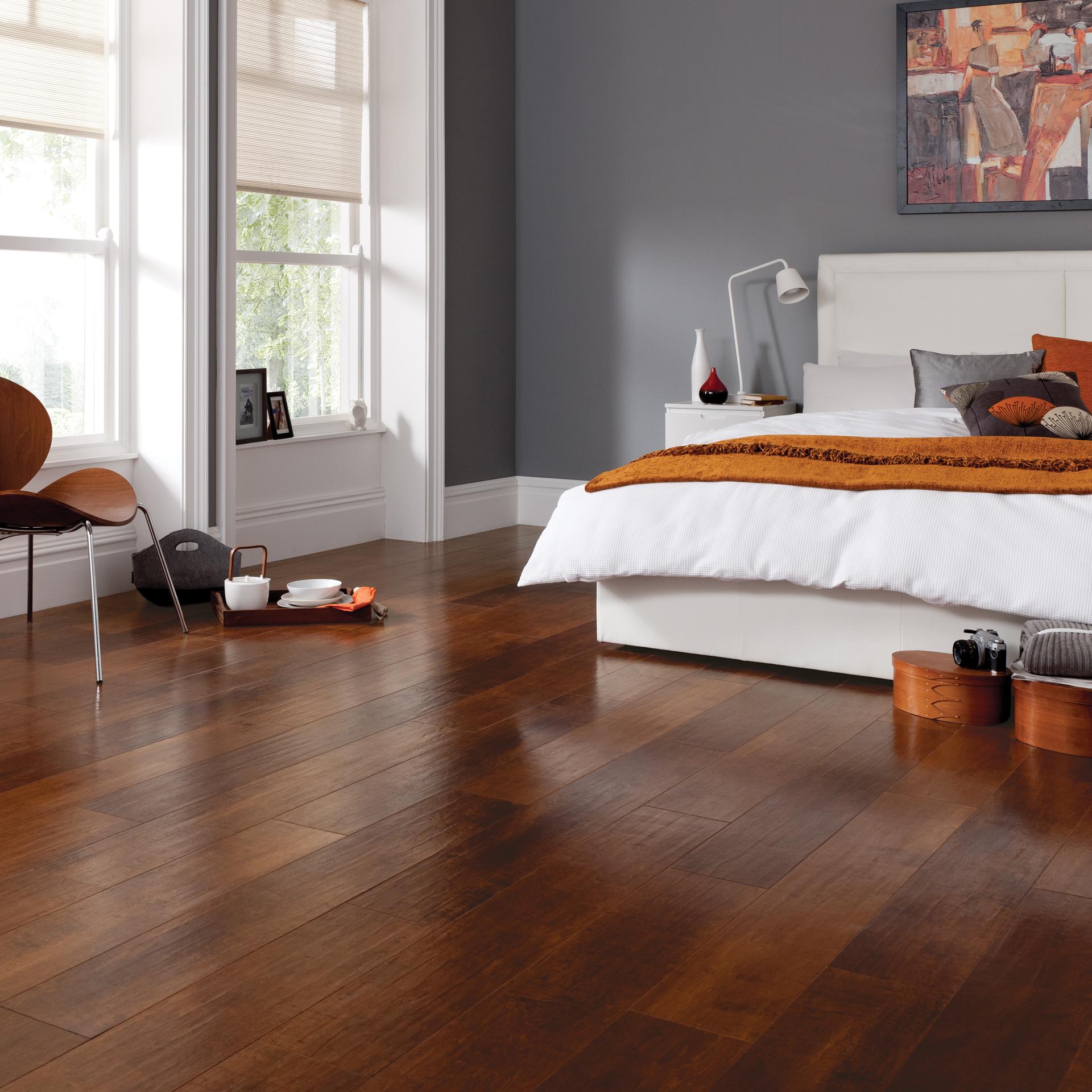 RL07 Santina Cherry Bedroom Flooring - Art Select