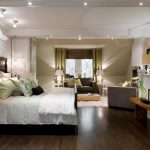 Brighten up with bedroom   lighting ideas