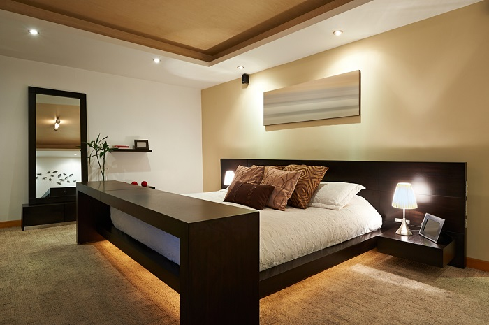 LED Bedroom Lighting: A quick guide to LED bedroom lighting