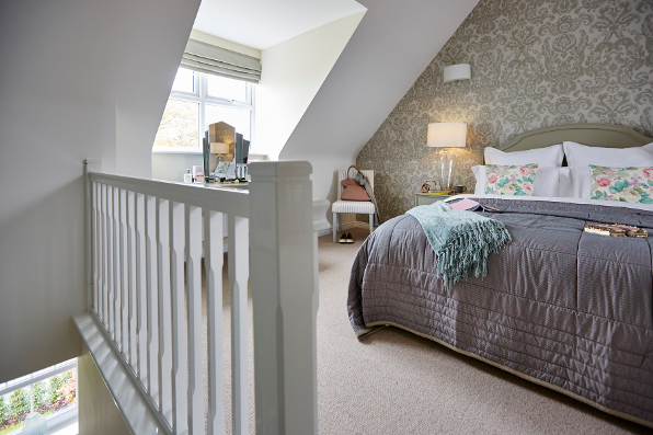 Bedroom styles | Taylor Wimpey