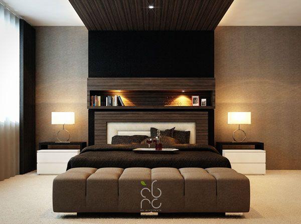 16 Relaxing Bedroom Designs for Your Comfort   bedroom   Modern