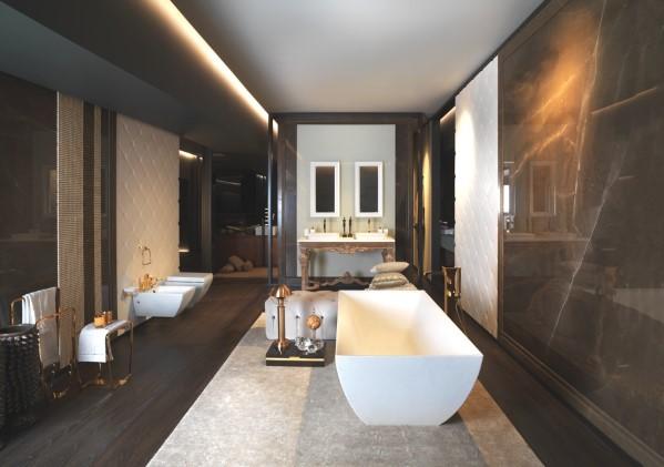 Top 60 Best Modern Bathroom Design Ideas For Men - Next Luxury