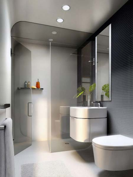 Compact Bathroom Design Ideas For Worthy Natural Best Modern