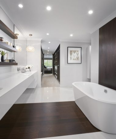 Make bathroom a place clean   and comfortable: by best bathroom designs
