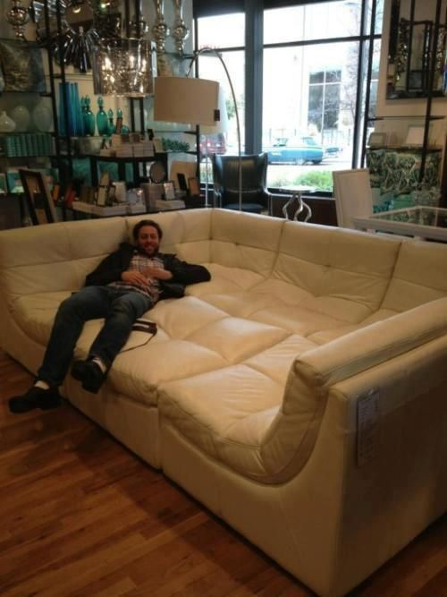 Best. Couch. EVER! | Furniture I like | Pinterest